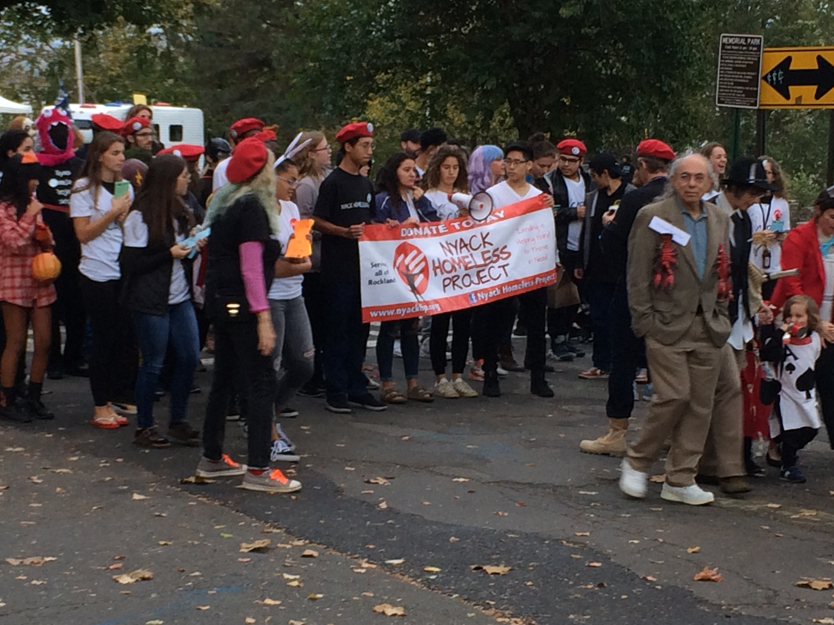 halloween 2017: parade route – nyack chamber of commerce